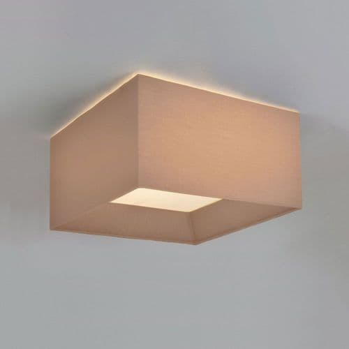 Astro 5021012 Bevel Square 400 Small Oyster Shade
